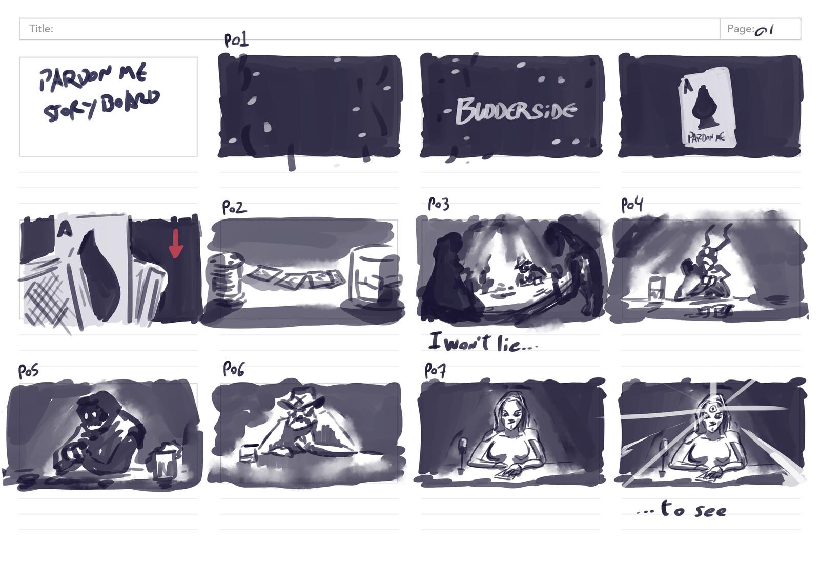 Storyboard 1/6