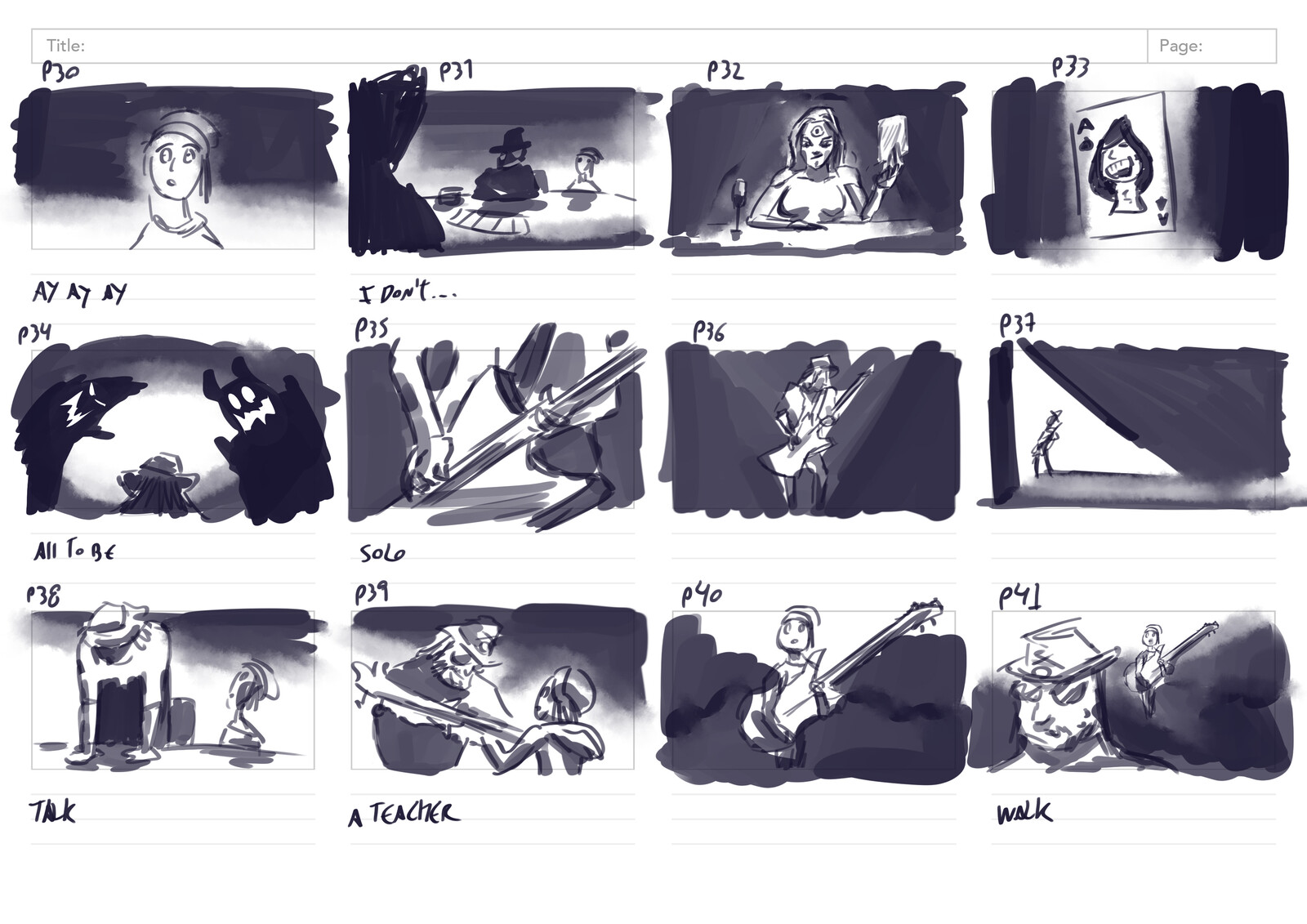 Storyboard 4/6