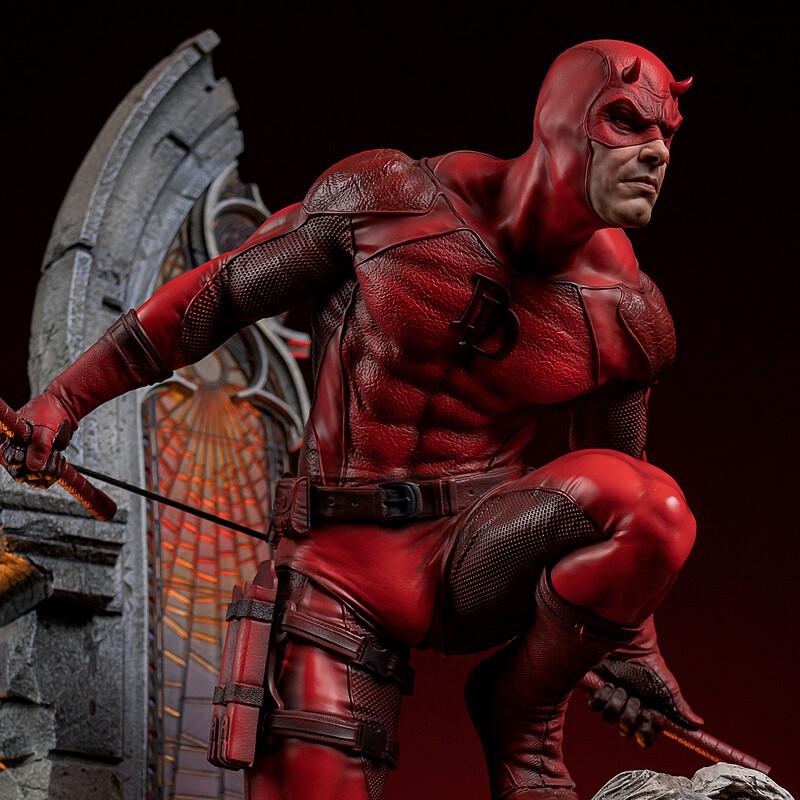 Daredevil (Iron Studios Legacy Replica)