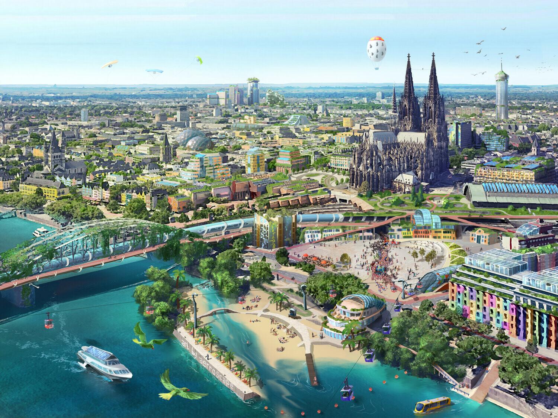Utopistic Cologne