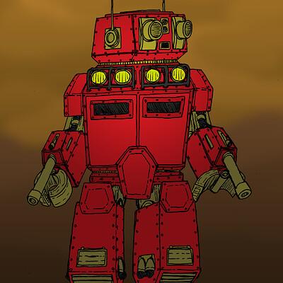 Ben evans tankbot
