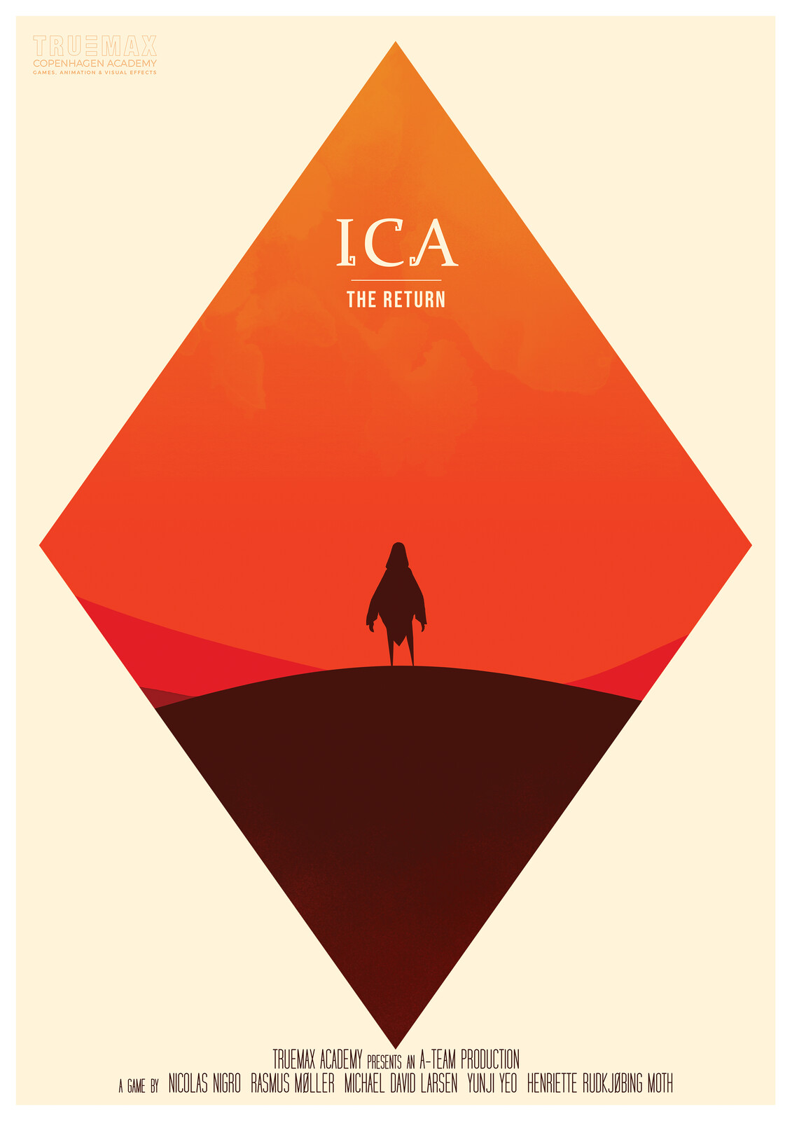 Extra Poster for Ica. Made in Photoshop.