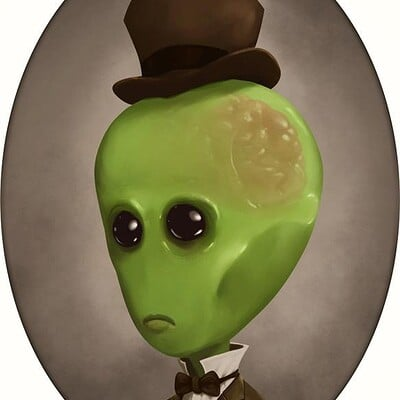 Shaun lindow victorian alien