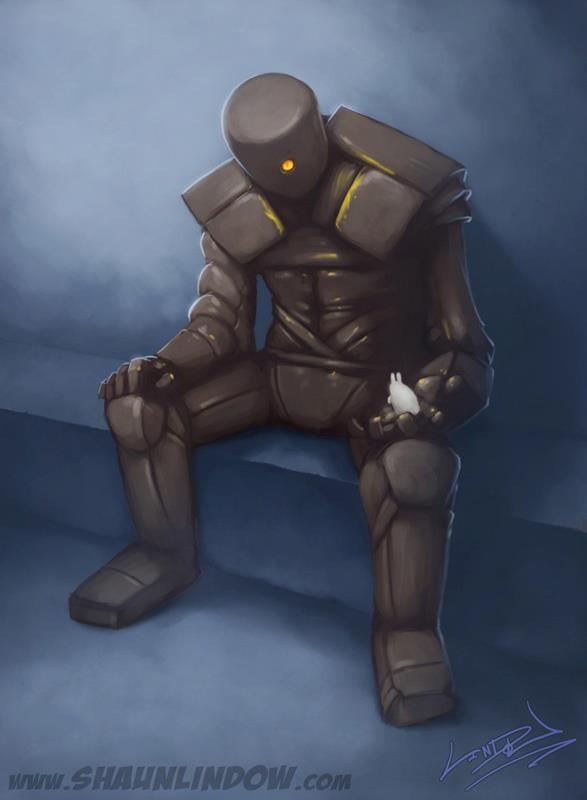 Leather Golem
