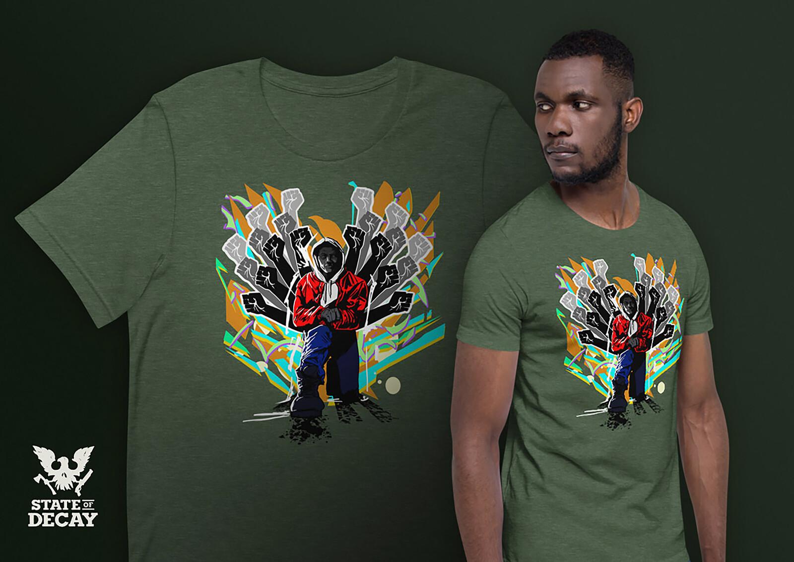 Final Tshirt design
