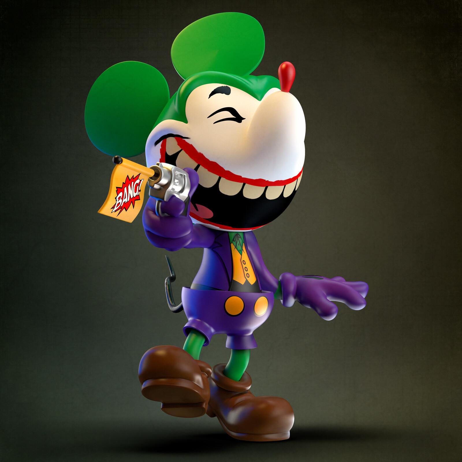 Mickey Muse