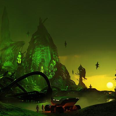 Alfven ato alien terrain 1