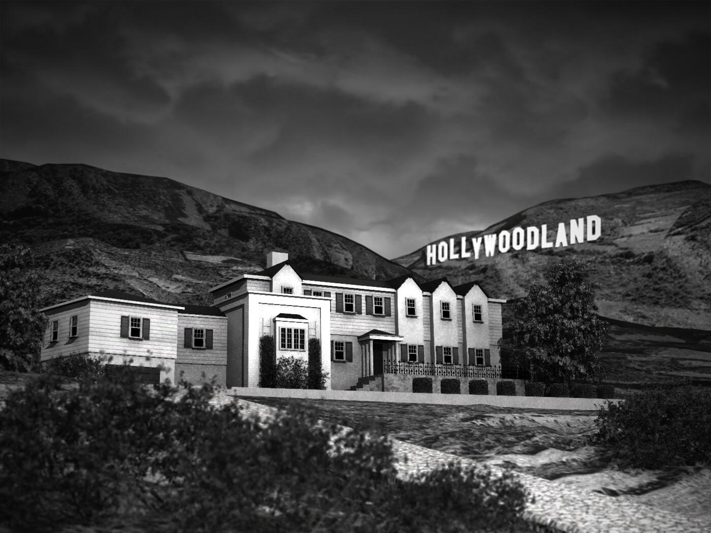 Movie Star Mansion
