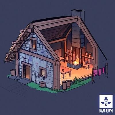 Thomas rome exin house