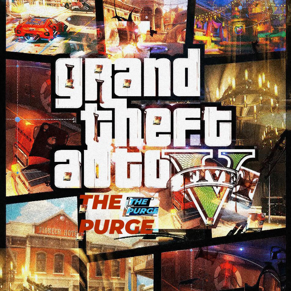 GTA V - The PURGE
