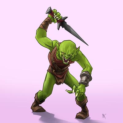 Amir dror goblin