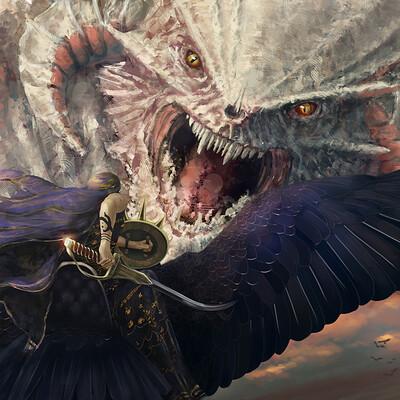 Samantha spencer dragon 2