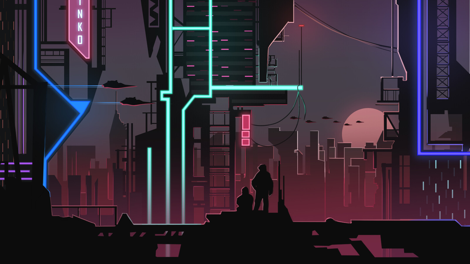 Vector City Scapes