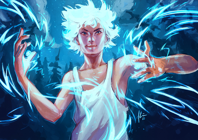 Electrifying power