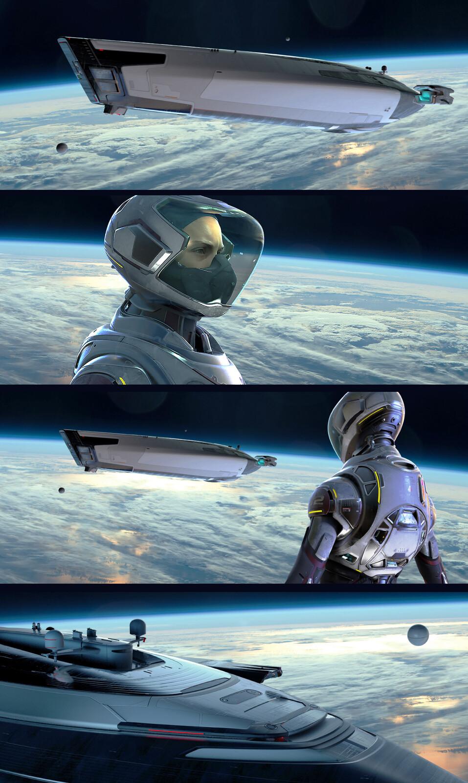 Space mood