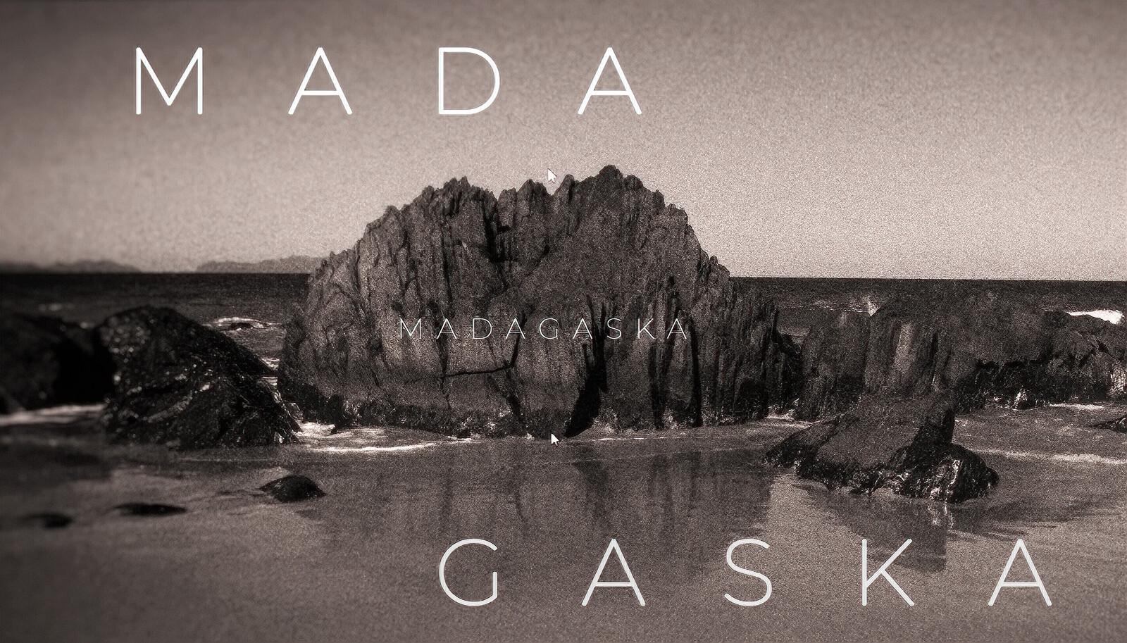 MADAGASKA