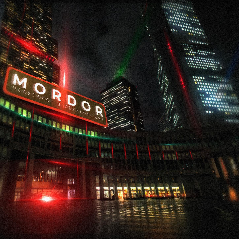 MORDOR R&D Building