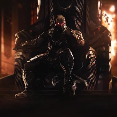 Mizuri darkseid throne 8k compress