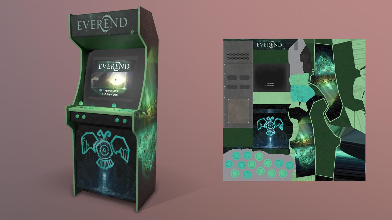 Everend Cabinet