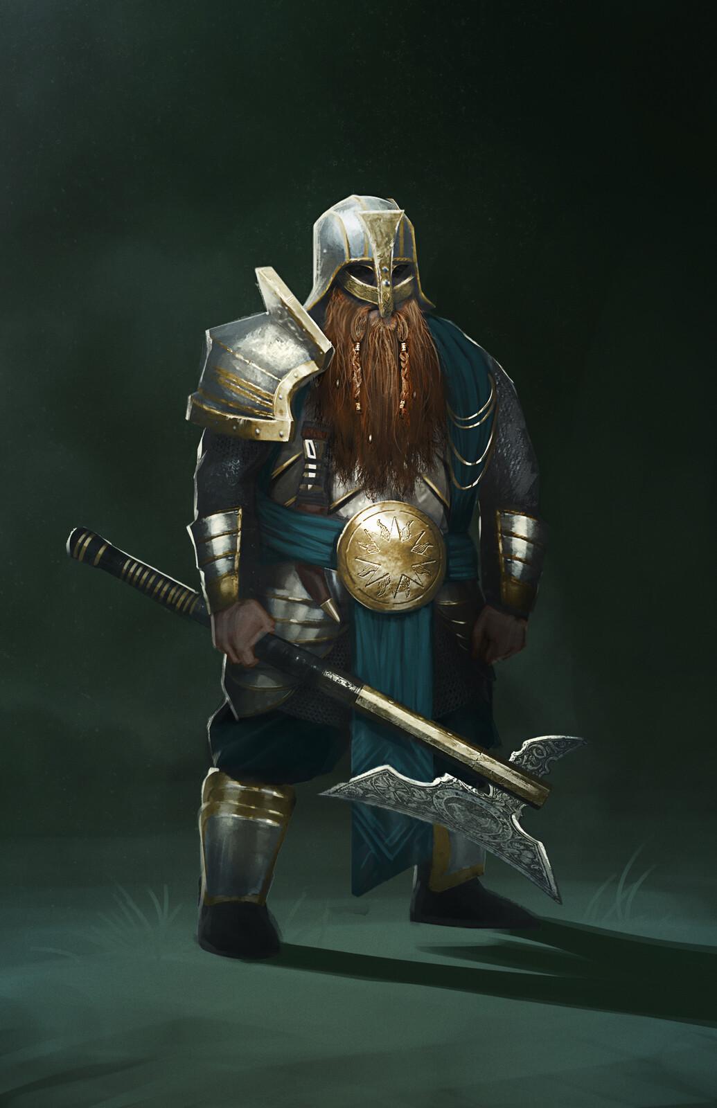 Dawnguard Legionnaire - Elite