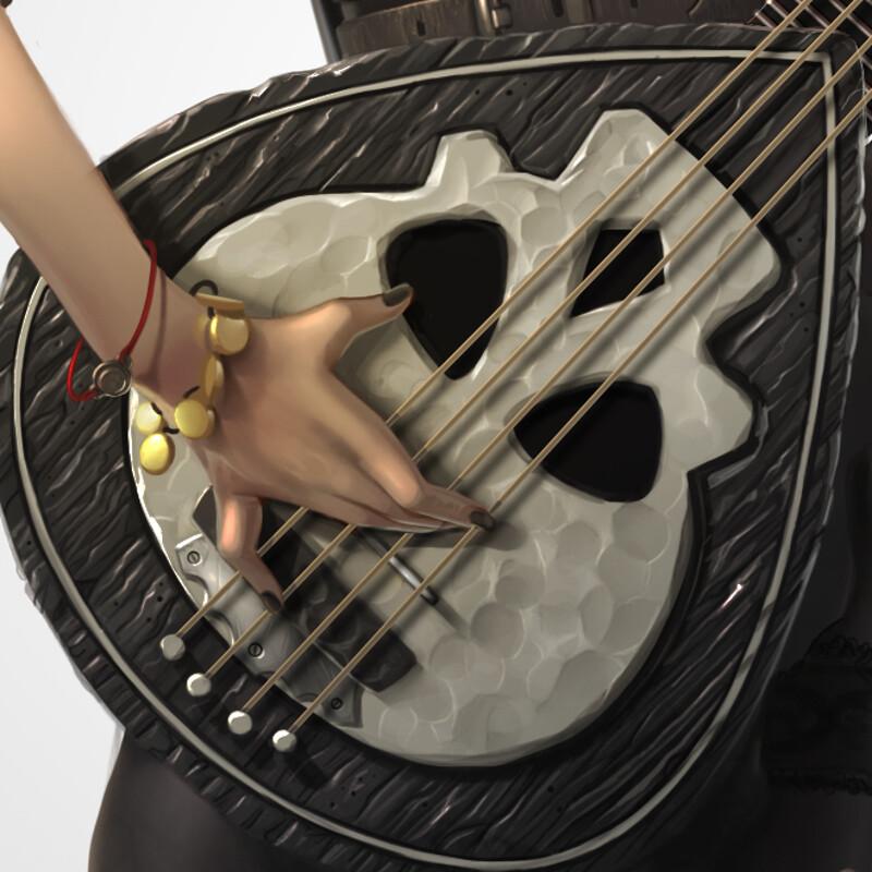 Death's Guitar