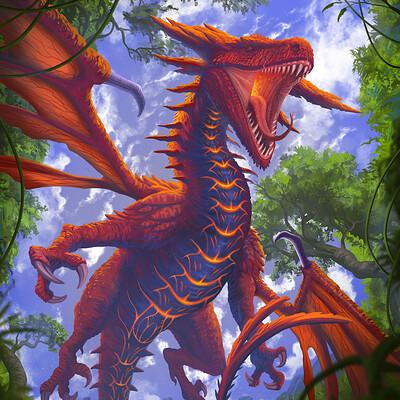 Francisco badilla dragon dragon