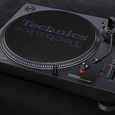 Technics SL-1210MK7 DJ Turntable