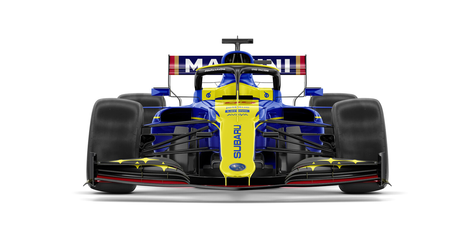 F1 Livery Concepts