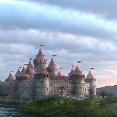 Pietro chiovaro castle 0