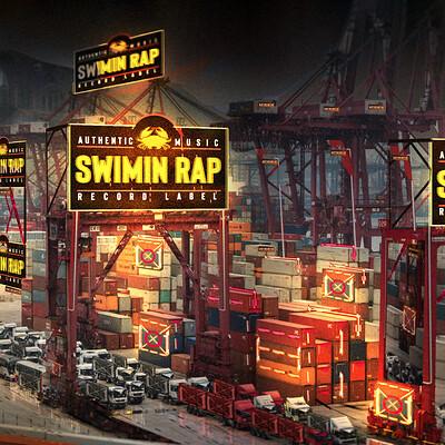 Long ken ava swimin rap concert 2