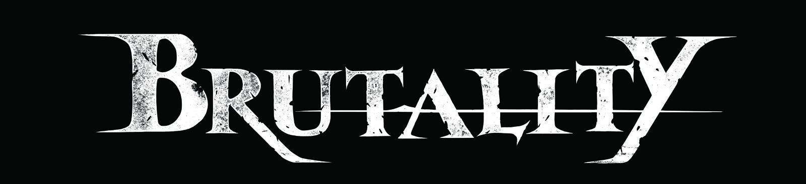 Brutality Logo