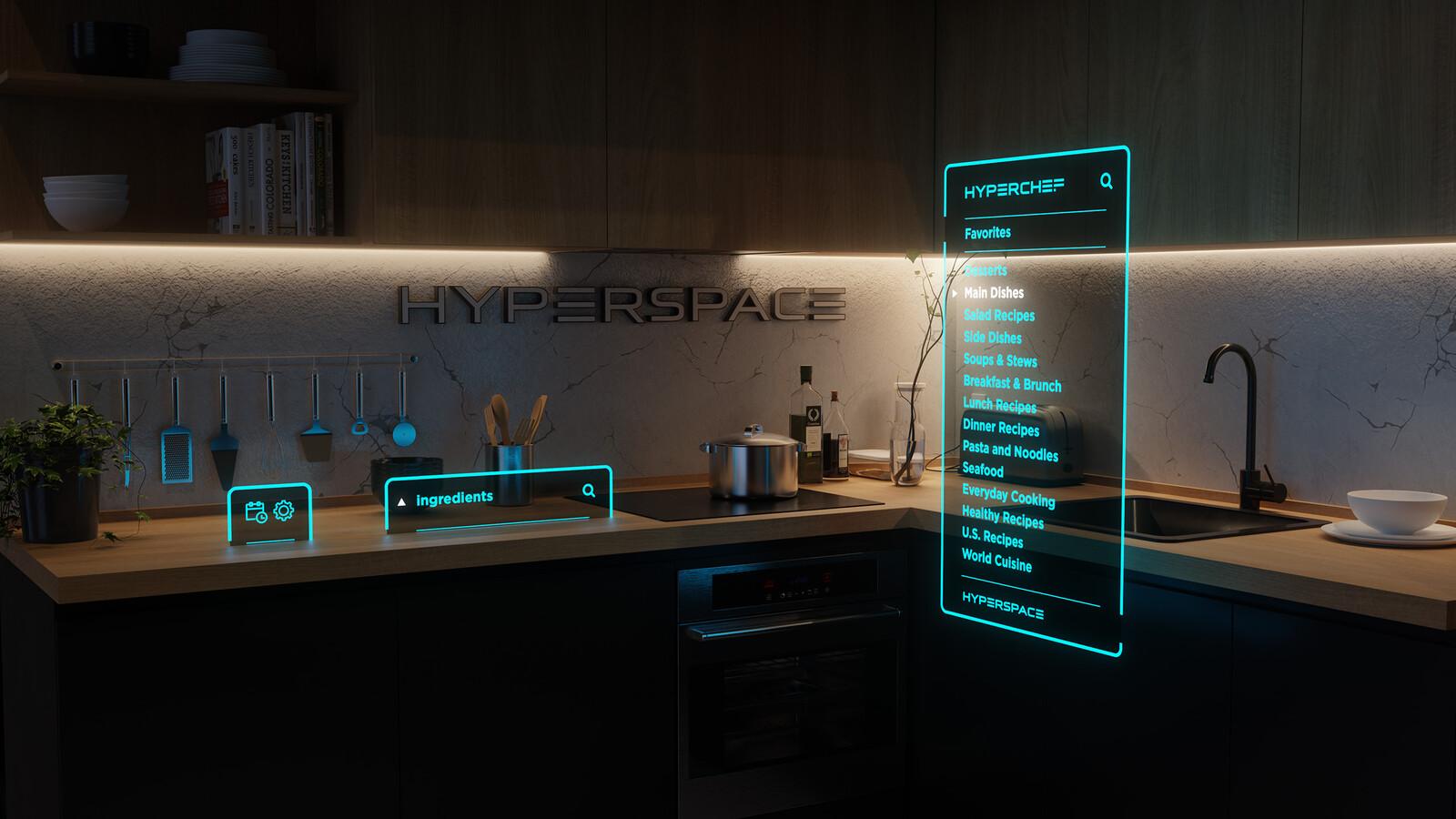 Hyperchef VR