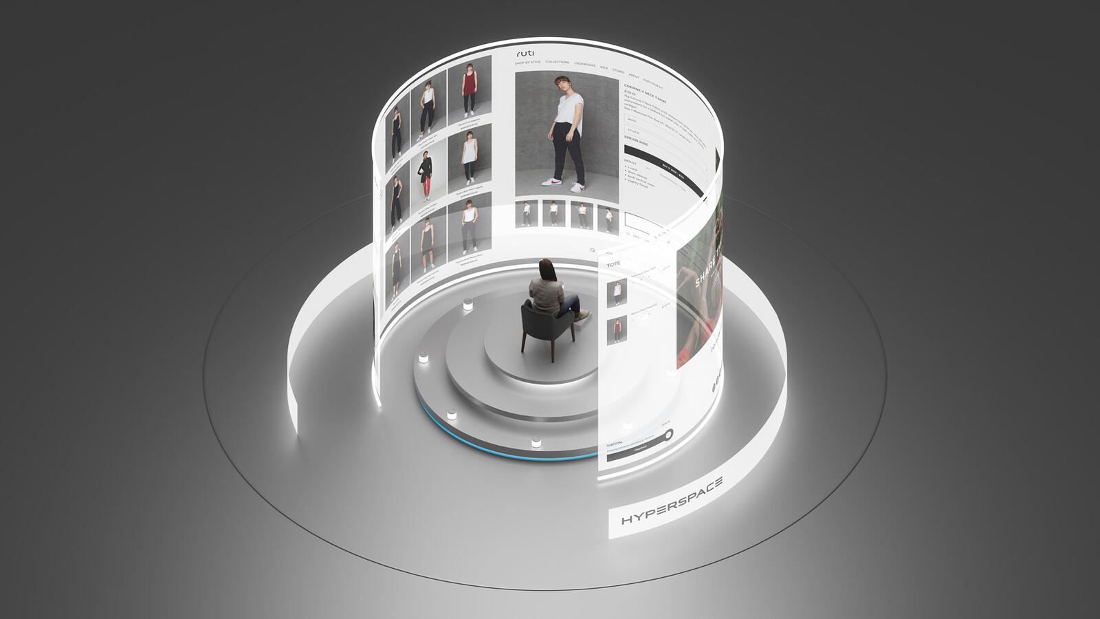 VR Shop - Ruti