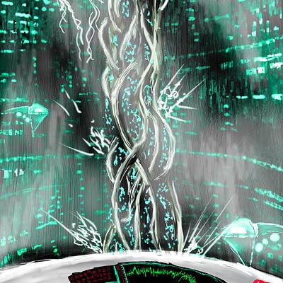 Jack's Cybernetic Beanstalk