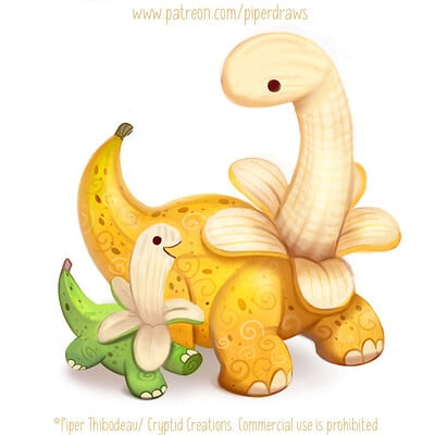 Piper thibodeau dp3016 illustration bananasaurus standardres