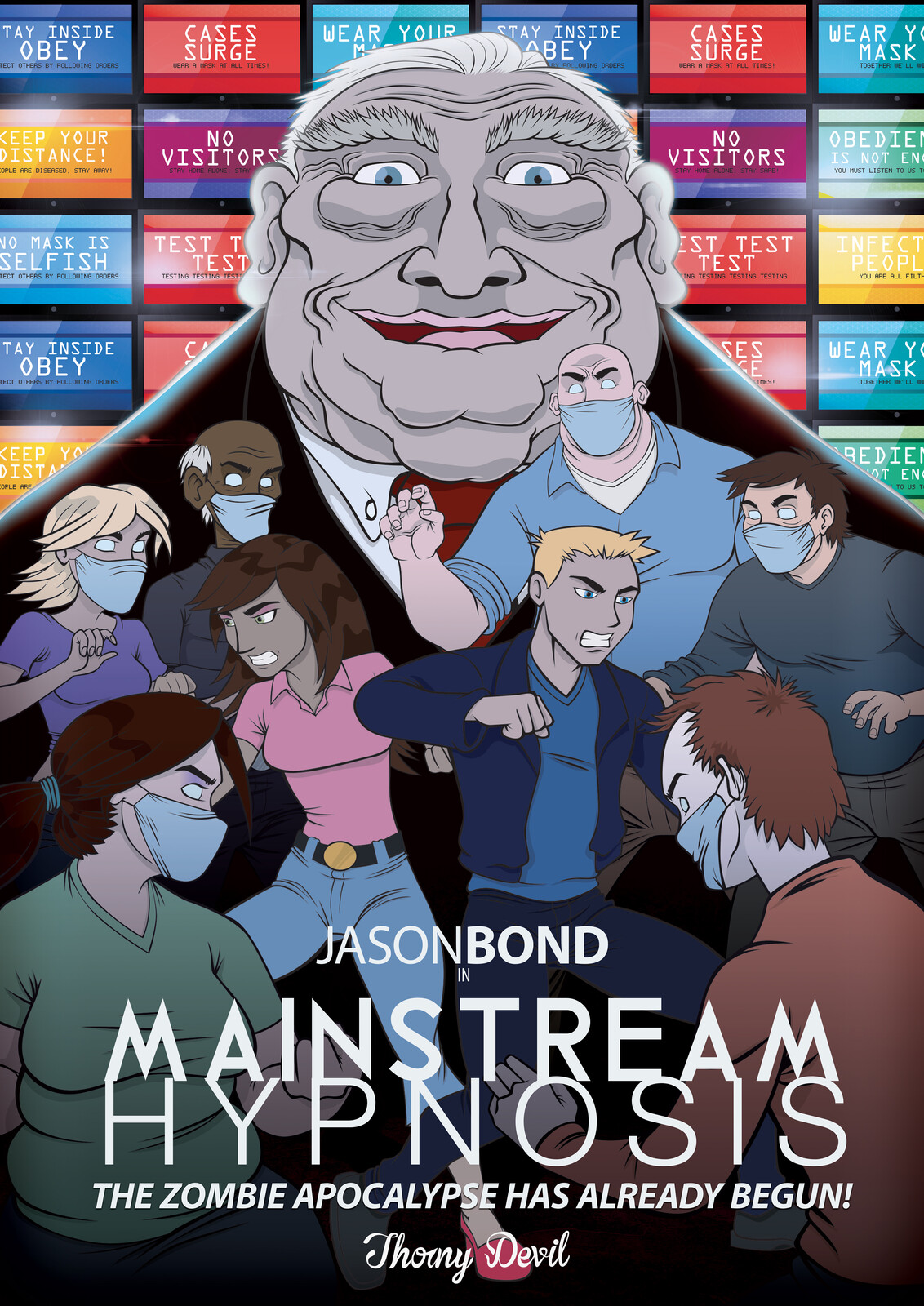 Jason Bond poster