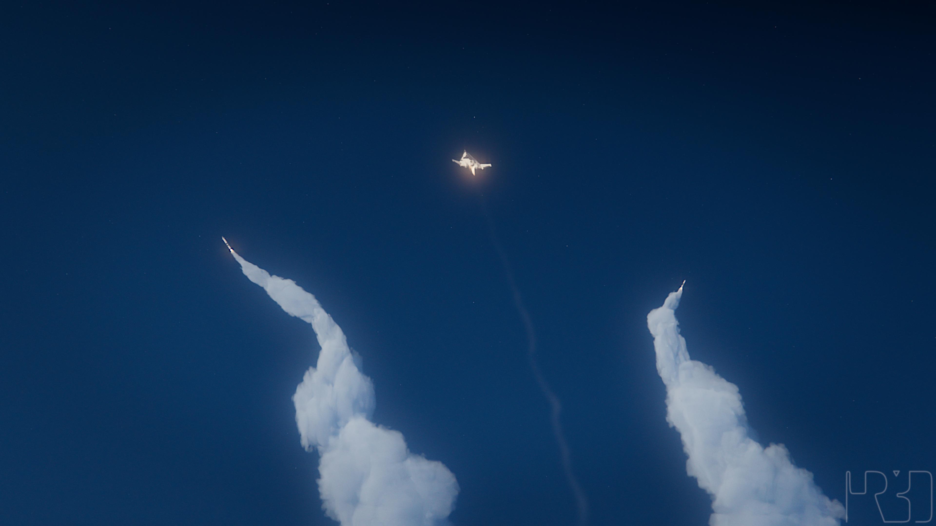 Launch C - Alternate