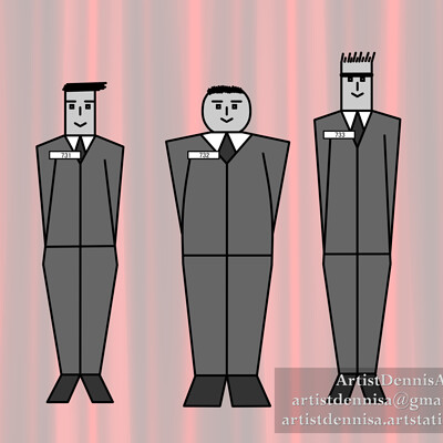 Dennis a characternuances post 01 02 businesspeople