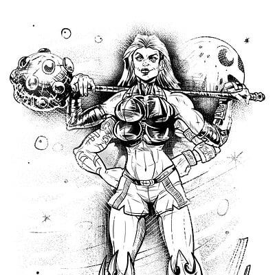 Teresa guido darsion character by teresa guido