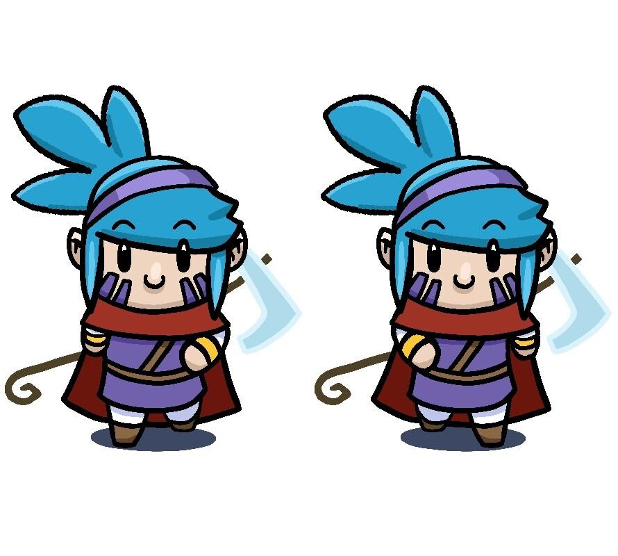 Rune: Walking Down Character Sheet