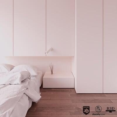 Mohamed beniane cgi i bedroom