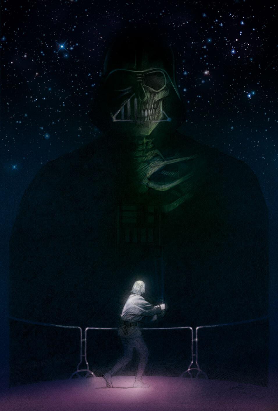 Fan art - Illustration - Star Wars