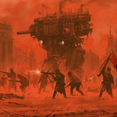 1920 - Red October