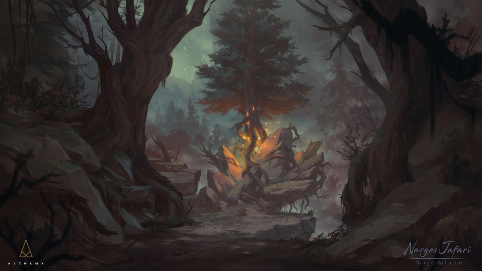 Gilgazo's Forest