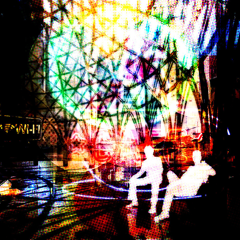 """""""Star Bar"""" by Industrial Punk"""