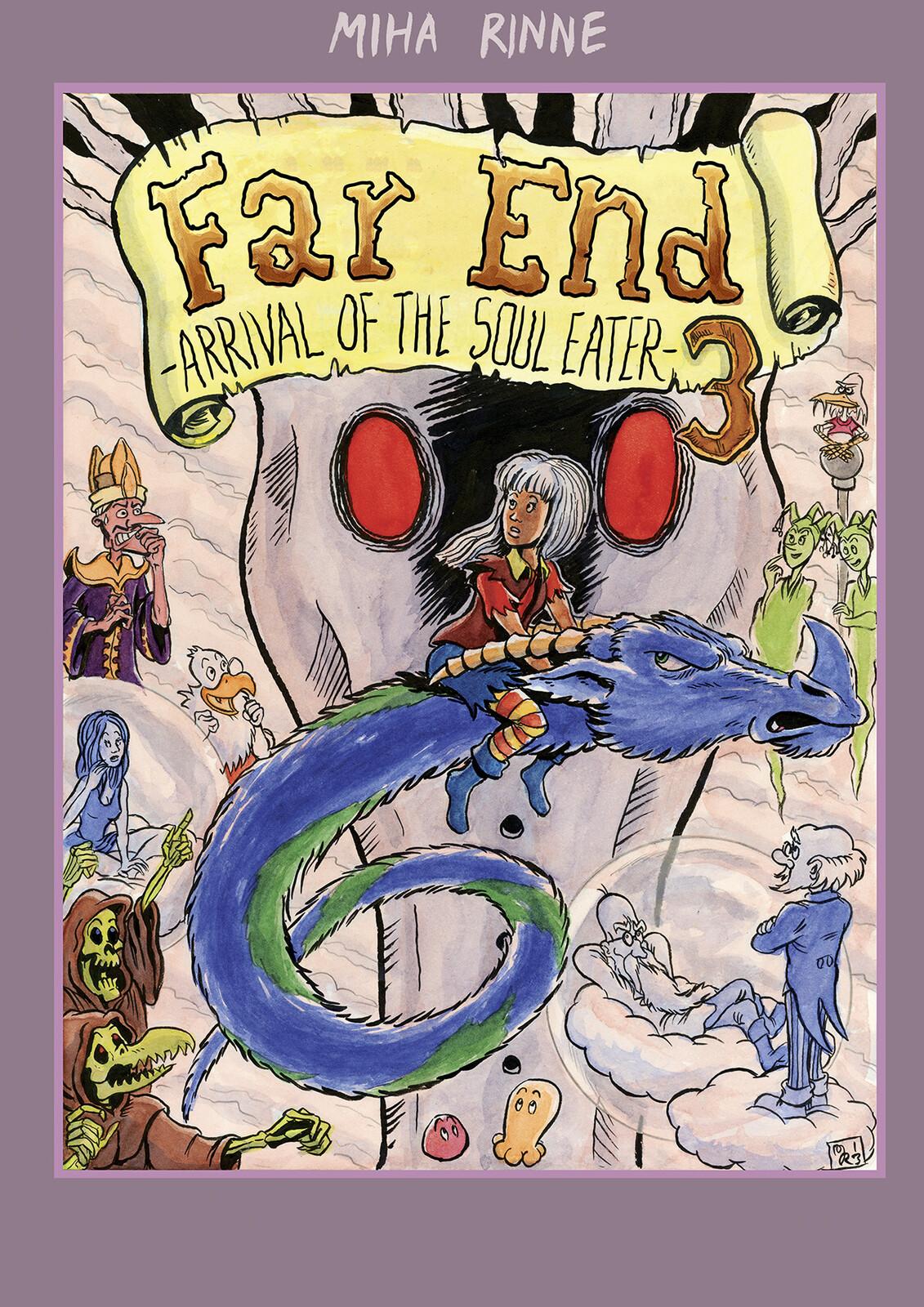 Far End vol.3 - cover