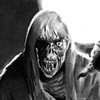Pablo romero zombie