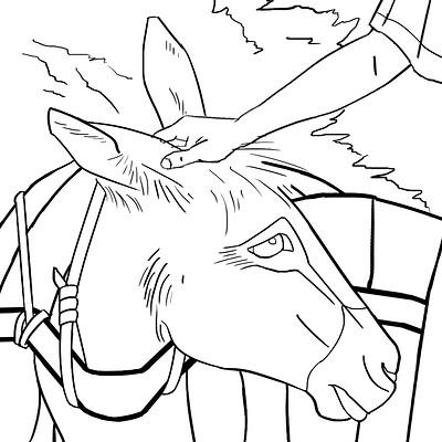 Isabel izzi mata balaam and the talking donkey