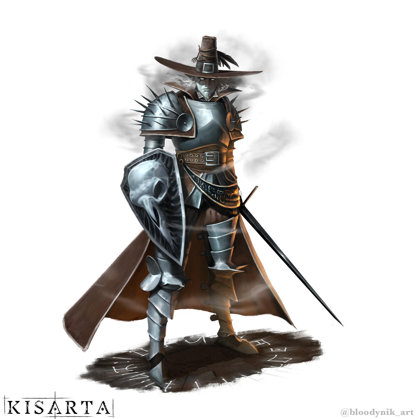 hexen knight