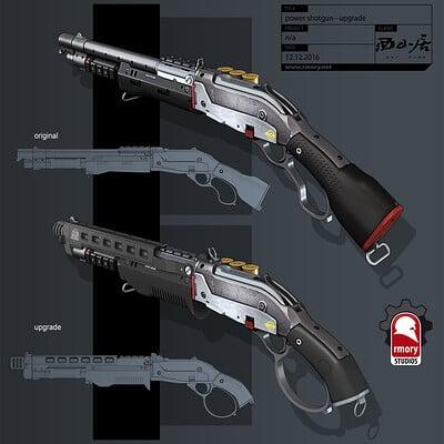 Kris thaler powershotgun upgrade1